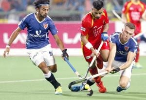 Hockey India League: Dabang Mumbai fight back to hold Ranchi Rays 3-3