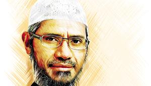 Mumbai enforcement directorate  summons televangelist Zakir Naik