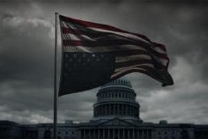 House of Cards' season 5 teaser rains on Donald Trump's parade