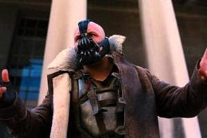 Donald Trump's inauguration speech was eerily like Bane's from Dark...
