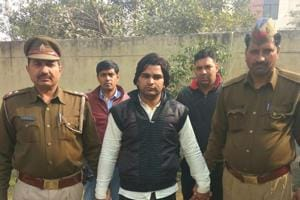 Gangster wanted in murder, loot and extortion cases nabbed...