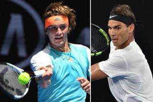 Rafael Nadal vs Alexander Zverev, Australian Open 2017 live: Test for...