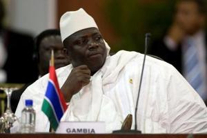 Gambia's longtime leader Yahya Jammeh says he will step down