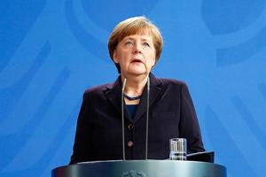 Merkel vows to find compromise with US President Trump on trade,...