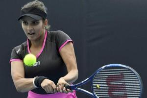 Australian Open: Sania Mirza, Rohan Bopanna win in mixed doubles first...