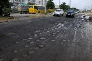 Repair  stretch between Mahavir Chowk and MDI:Commuters to MCG