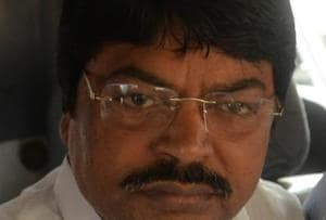 Former state Agriculture MInister Yogendra Sao