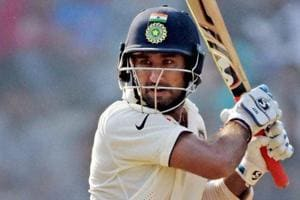 Cheteshwar Pujara hits 86 but Gujarat pacers wrest control in Irani...