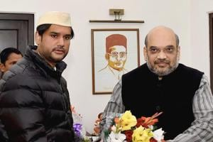 ND Tiwari's son gets 'no response' from BJP, says option are open