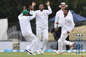 Shakib Al Hasan strikes to rally Bangladesh versus New Zealand in...