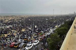 'We have had enough': Marina beach protests are about far more than...