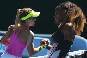Serena Williams in cruise mode at Australian Open tennis
