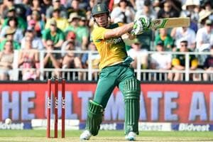 AB de Villiers hits century in comeback match after injury lay-off