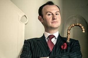 Going to India brand new experience for me: Mark Gatiss