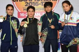 Haryana, SSCB dominate medals tally at National Youth Boxing...