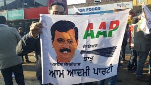 AAP supporters from UK to join party in Punjab to campaign