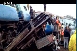 Jagdalpur-Bhubaneswar Express derailment: Six deadliest train...