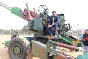 'Desi Bofors' to be first showcased in Republic Day parade