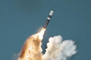 UK govt accused of covering up failed nuclear missile test