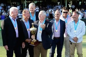 Australia get World Cup winners' medals -- 30 years after triumph in...