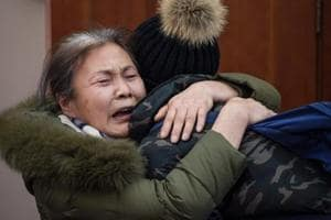 'Can't let this go': MH370 families plead for search to continue at...