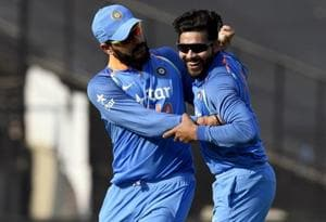 India chase 322 in Eden Gardens to sweep ODI series against England