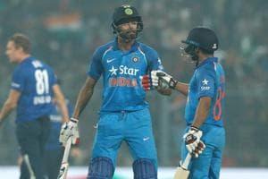 India vs England, 3rd ODI :  Jadhav 90, ENG clinch last-ball thriller to avoid whitewash