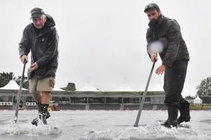 New Zealand-Bangladesh Test: Third day's play washed out at...