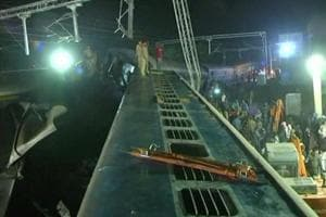 Andhra announces Rs 5 lakh compensation for Hirakhand train accident...