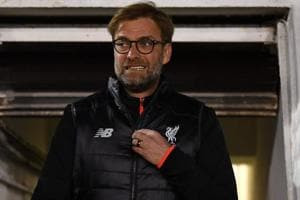 Liverpool manager Jurgen Klopp blames team's poor defence for loss to...
