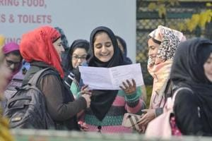 Class 12 results in Kashmir announced, 75% clear exam, girls outshine...