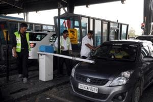 Industry association demand removal of Kherki Daula toll plaza in...