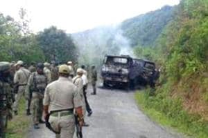 Ahead of R-Day, insurgents attack tourists near Assam-Arunachal border