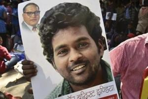 HRD ministry rejects RTI plea for sharing report on Rohith Vemula's...