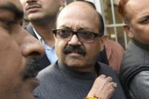 I was the target of Samajwadi's Ram Gopal Yadav: Expelled Amar Singh