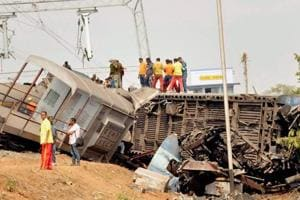 NIA may include Hirakhand Express derailment in ongoing probe