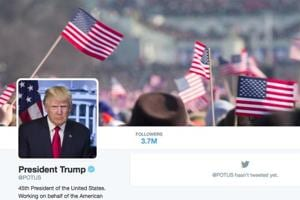 Users forced to follow Trump on Twitter after glitch