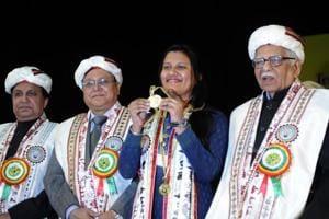 UP: Girls shine at AKTU convocation, bag 60% medals