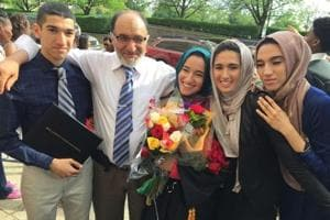 A touching note of love and compassion to an American Muslim by a...