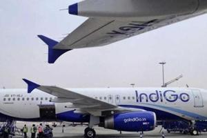 Mumbai-Delhi flight aborted after passengers claim they saw sparks...