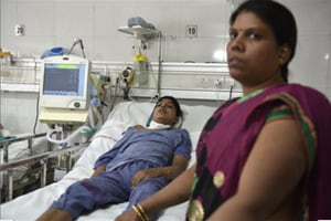 In AIIMS for a year, Rs 1 lakh for a ventilator will send this boy...
