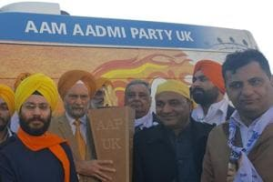 UK volunteers troop in to support AAP in Punjab