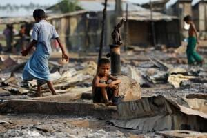 Myanmar asks for 'time and space' to solve Rohingya Muslim crisis
