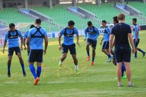 AFC Asian Cup: India drawn with Kyrgyzstan, Myanmar and Macau in...