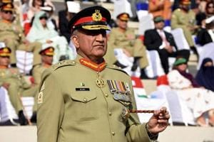 Be ready to thwart all threats, Pakistan army chief tells soldiers