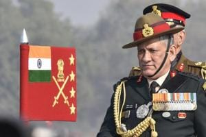 Gen Rawat makes first trip to Siachen, Valley as army chief; reviews...