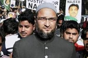 SP-Congress alliance to cover up their weaknesses, says Owaisi
