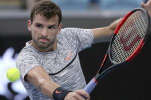 Grigor Dimitrov ends Denis Istomin's fairytale run at Australian Open