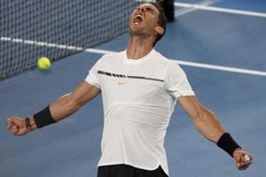 Rafael Nadal survives Gael Monfils fightback to reach Australian Open...