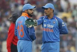 India vs England: Virat Kohli wanted special souvenir, MS Dhoni gifted...